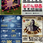 La evolución de las agencias de noticias: del teletipo al gráfico interactivo