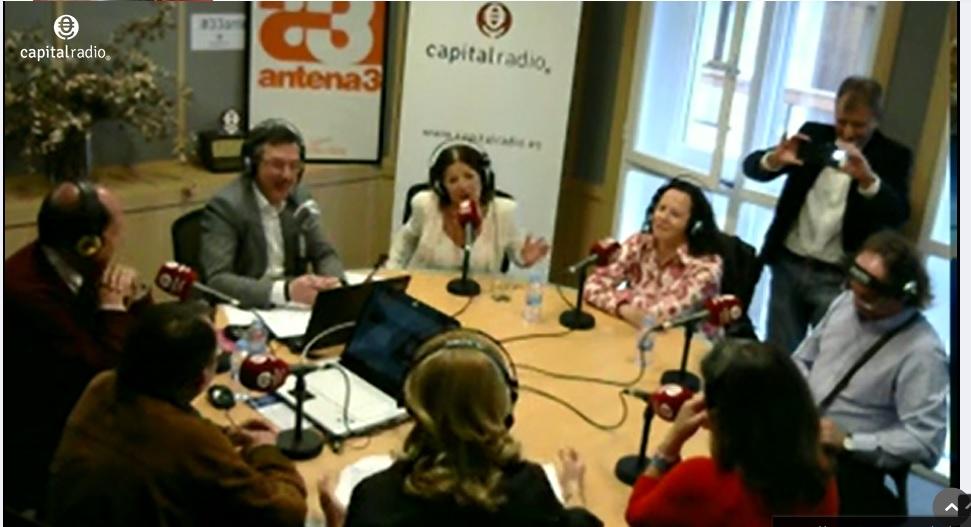 Especial 33 años de Antena 3 Radio