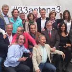 33 años de Antena 3 Radio, la radio bien hecha