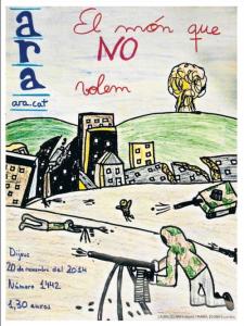 Portada Ara Convención Derechos del Niño