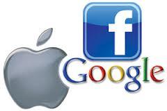 Facebook, Google y Apple marcan tendencia: apuestan por las noticias serias
