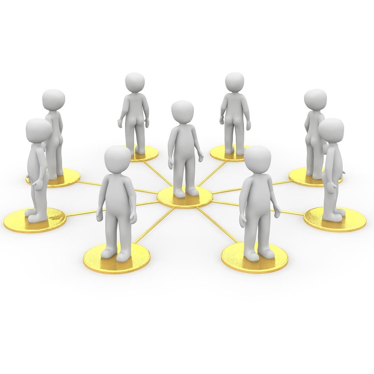 El periodista debe interactuar y colaborar