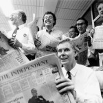 'The Independent' detiene sus rotativas