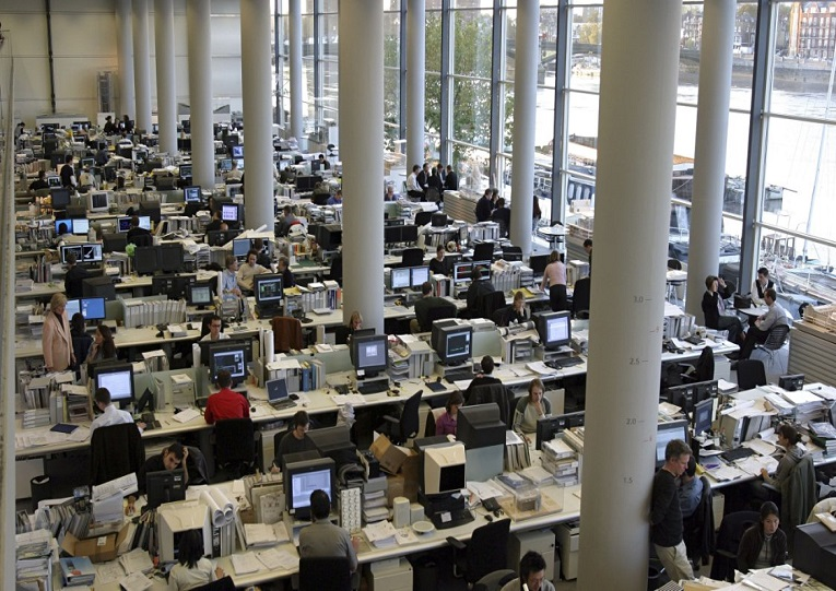Robots ayudarán a periodistas en Bloomberg