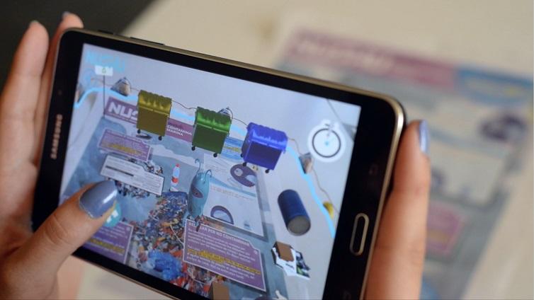 Newskid usa la realidad virtual para acercar las noticias a los niños. Impulsado por Eva Domínguez