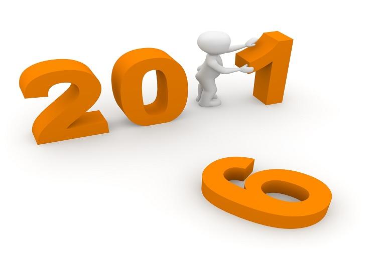 Balance del blog en 2016
