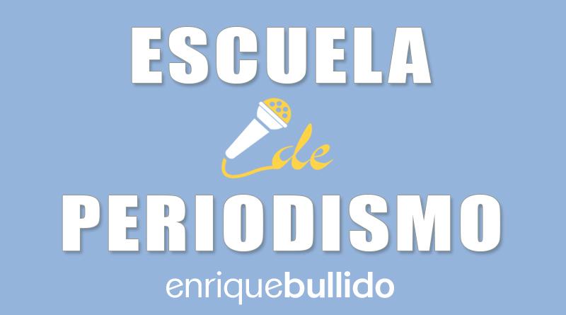 Podcast de Enrique Bullido sobre periodismo, periodistas, redes sociales