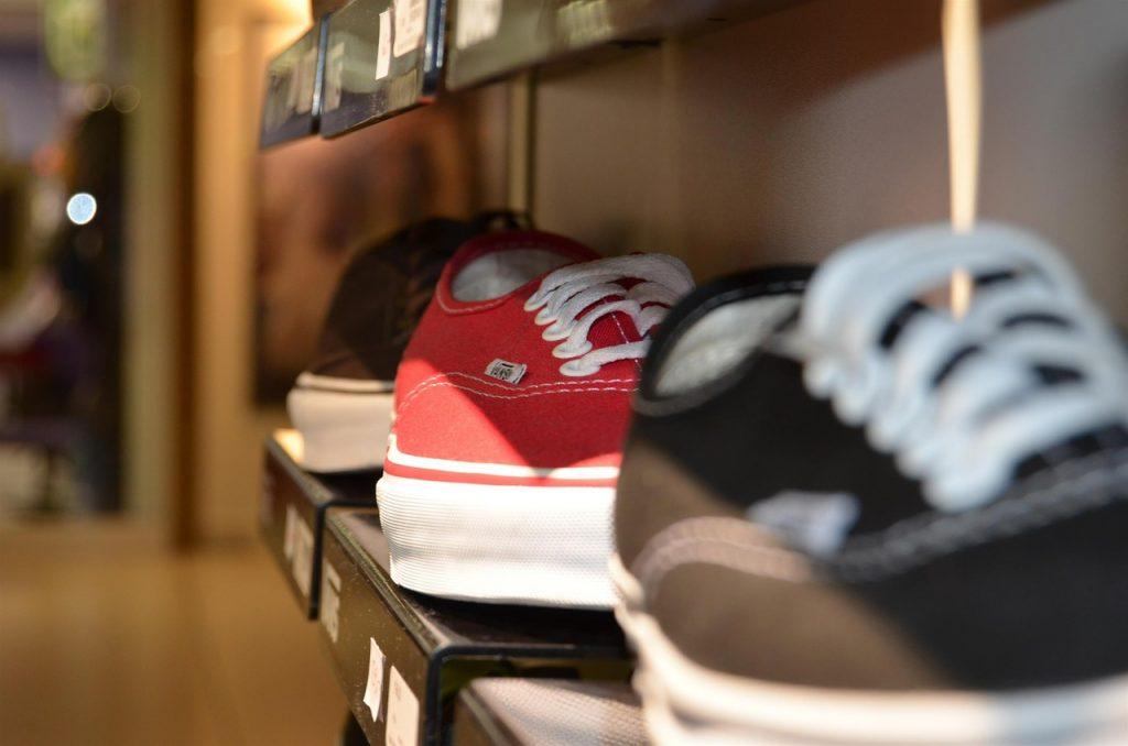 Pruébese nuestros zapatos