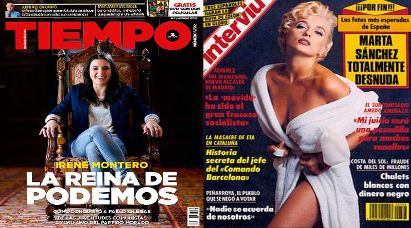 Zeta cierra las revistas Interviu y Tiempo