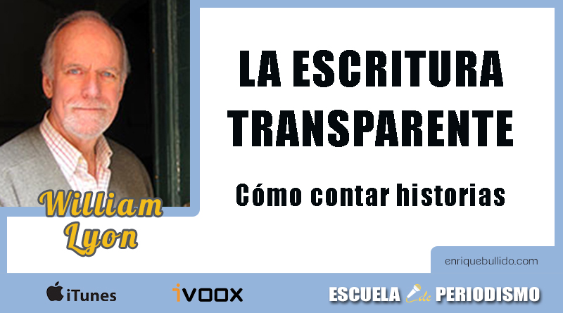 Reflexiones de un veterano periodista guiri, William Lyon