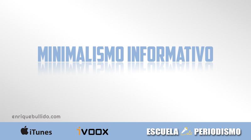 Ante la saturación informativa es necesario seleccionar las fuentes de información