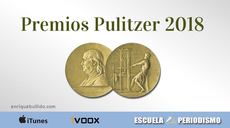 Historia de los Premios Pulitzer, creados por Jospeh Pulitzer