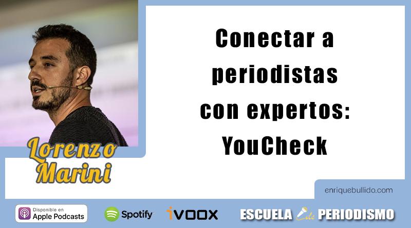 YouCheck, plataforma de periodistas y expertos